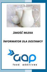 Informator dla dostawcy mleka-1